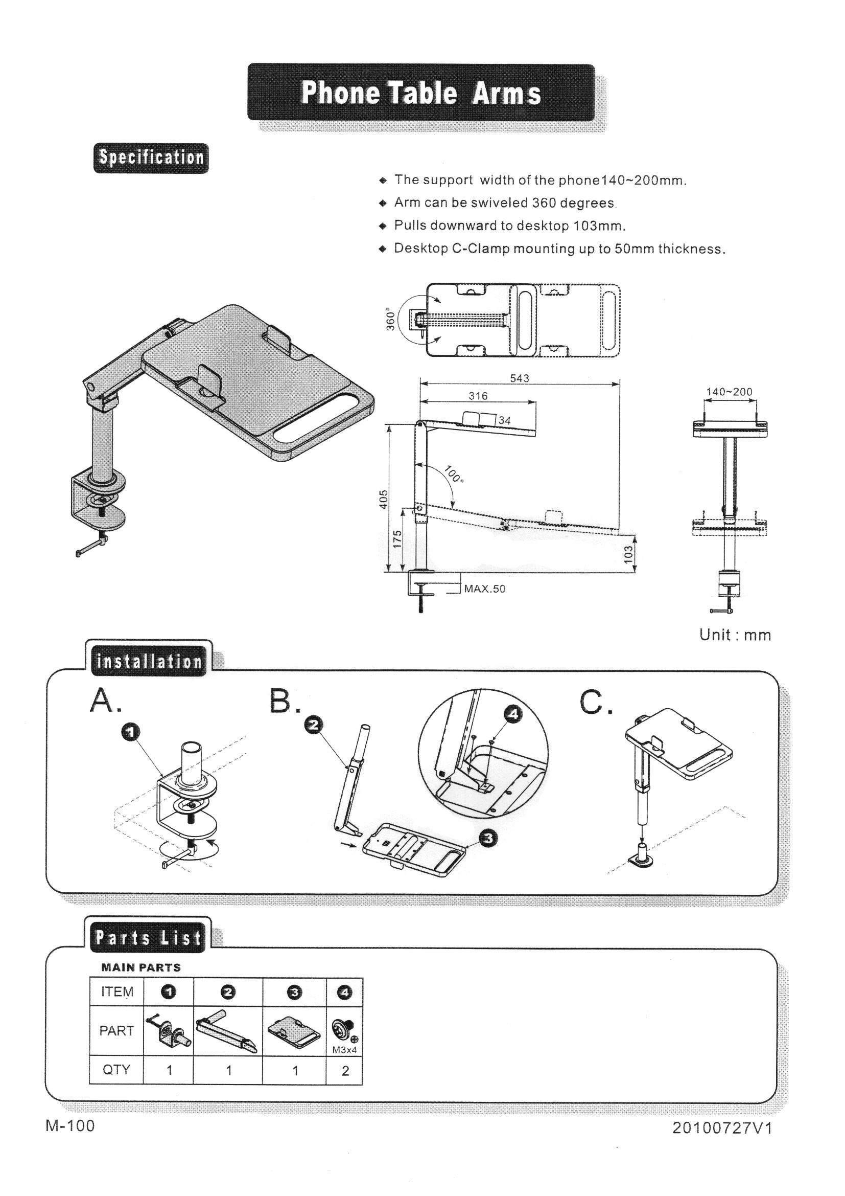Lcd Plasma Tv Monitor Mounting Brackets At Jia Ying