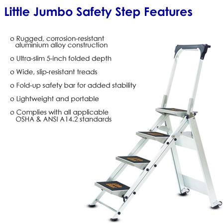 Ultraslim Aluminum Step Stools Cool Ultra Slim And