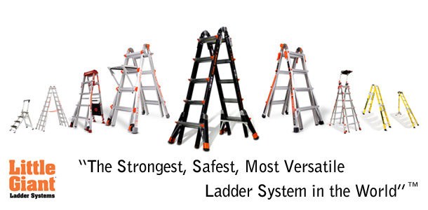 Little Giant Ladders Overview